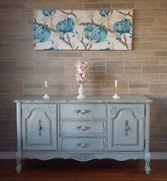 Gorgeous Antique provincal French Sideboard