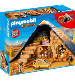 Playmobile Egyptian Pyramid