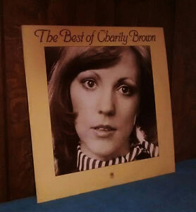 Charity Brown Record - Disque Vinyle