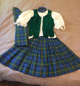 Highland Dancing - Child's Complete Aboyne Outfit