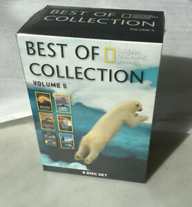 New Best of National Geographic Channel 8DVD Collection Volume 5