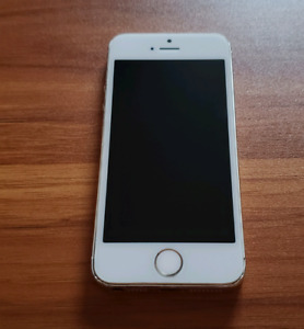 Unlocked iPhone 5s with cases