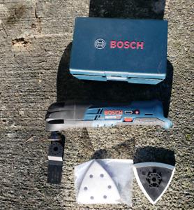 Bosch Litheon 12v Multi Tool