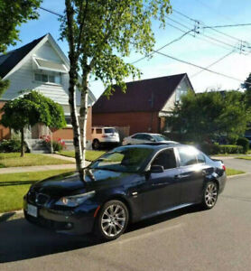 2009 BMW 535i xDrive (M Package)