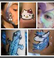 Face Painting for Children's Parties