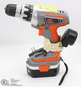 TERRATEK 18V CORDLESS DRILL+ WRENCHES + SCREWDRIVERS