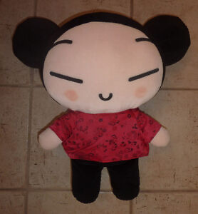 Large stuffed PUCCA doll
