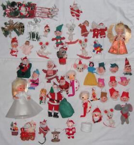 Vintage Christmas Items