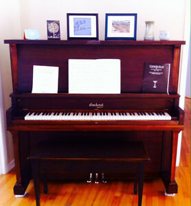 Amherst Upright Piano