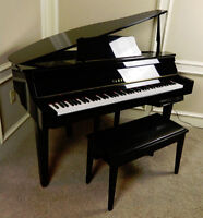 Piano moving service in grand Montreal