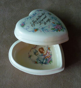 Different English Porcelain Boxes