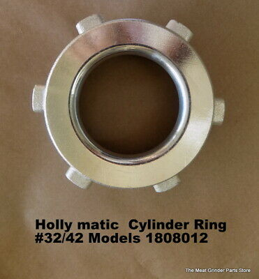 Hollymatic 180 8012 32 Mixer Grinder Head For Models 175-180-180a With 32 Head
