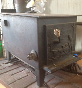 Air Tight Wood Stove for sale