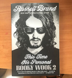 Booky Wook 2 by Russell Brand