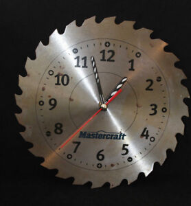 CLOCK - FOR GARAGE/ WORK SHOP  OR MAN CAVE