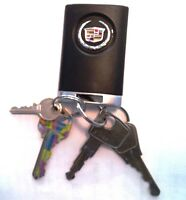 Cadillac Key Fob with keys