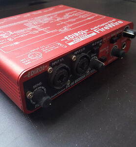 !! ROLAND EDIROL FA-66 FIREWIRE AUDIO INTERFACE