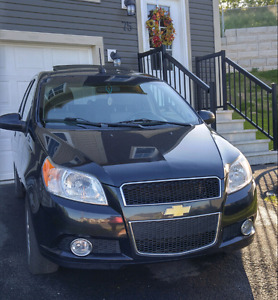 2011 CHEV AVEO 5 DR..FULLY LOADED