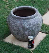 Large grey Atlantis garden pot plant Excellent condition Panania Bankstown Area Preview