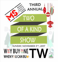 Calling Vendors! - Third Annual Two of a Kind Christmas Show!