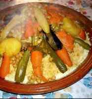 gâteaux,pains et plats algériens.