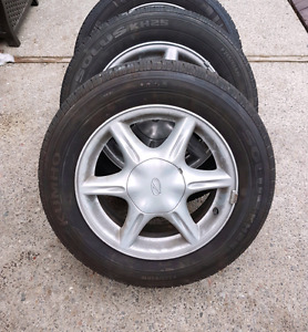 Alero Rims and Tires