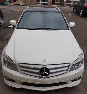 2009 Mercedes Benz C350 AMG - Fully Loaded - only 52000 km