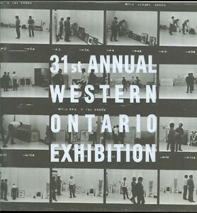 31ST ANNUAL WESTERN ONTARIO EXHIBITION 1971