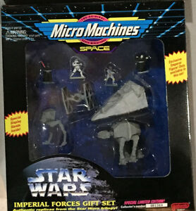 Star War Micro Machines Imperial Forces Gift Set