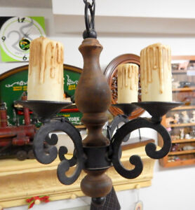 Small Vestibule Ceiling Light