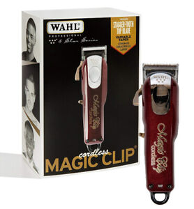 Wahl Professional Cordless Clipper and Trimmer