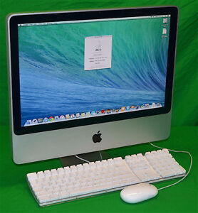 Apple Imac computer very good condition 2.66ghz