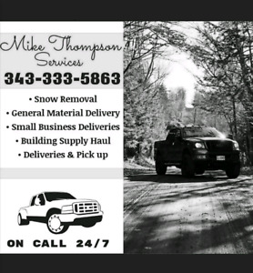 Mike Thompson Services