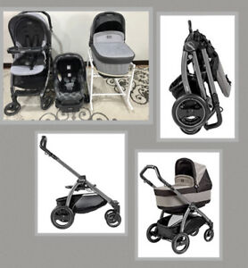 Peg Perego Book Pop Up Stroller & Travel