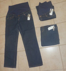 NEW with tags THYME maternity jeans size M petit