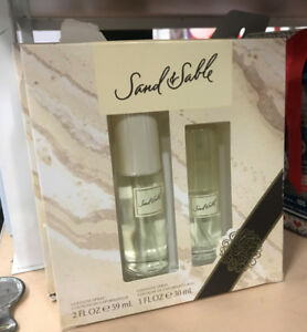 Sand&Sable   Paris Cologne  Spray Set