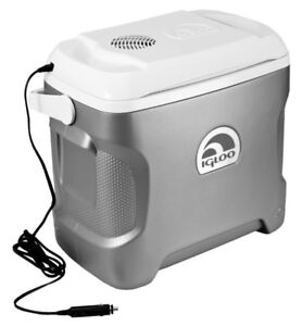 Igloo 00040358 Iceless Thermoelectric Cooler, 26 quart
