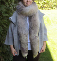 "Fox Fur Stole / Collar Wrap / Scarf - 90"" long City of Montréal Greater Montréal Preview"