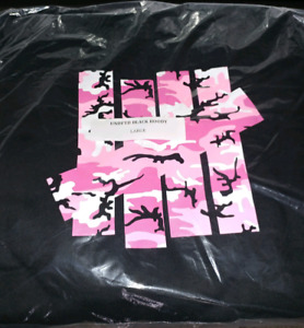New Size Large ASSC X Undefeated Hoody - Anti Social Social Club