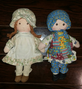 Holly Hobbie Dolls & Other Items