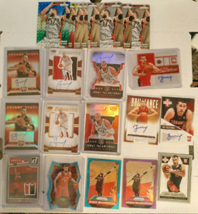 Toronto Raptors Basketball Cards - Autos, Jersey and Rookie Card