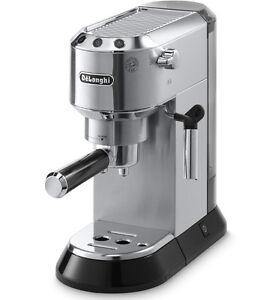 NEW Delonghi DEDICA 15-Bar Pump Espresso and Cappuccino Machine