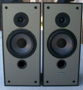 Vintage Paradigm 7se speakers