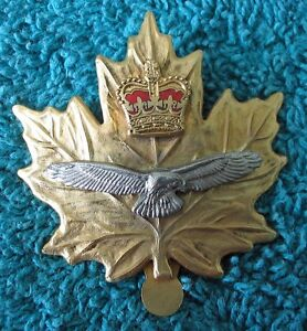 RCAF Canada cap badge CILAirforce