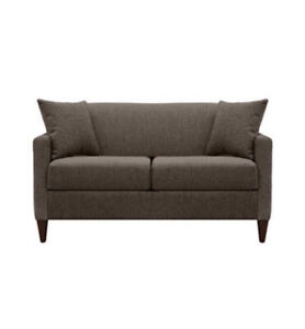 Perfect Grey Pullout Couch