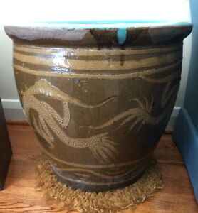Large Chinese Planter