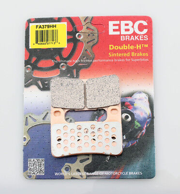EBC Double-H Sintered Metal Brake Pads FA379HH