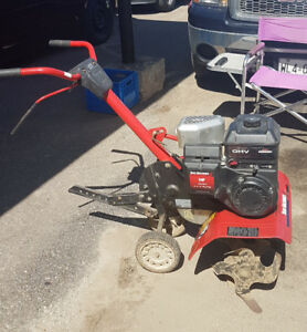 "5hp 24"" Yard Machines tiller (Briggs & Stratton motor)"