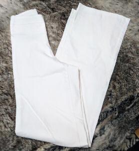 Le Chateau Size 00 Dress Pants - White