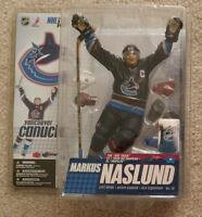 Markus Naslund Vancouver Canucks McFarlane NHL Hockey figure